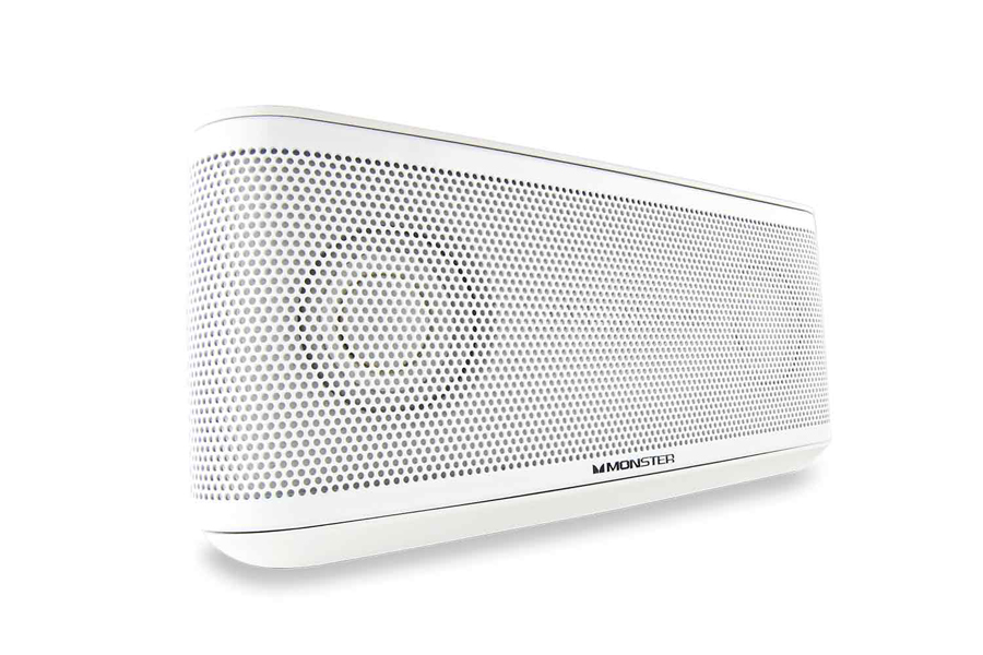Monster's ClarityHD Micro in White