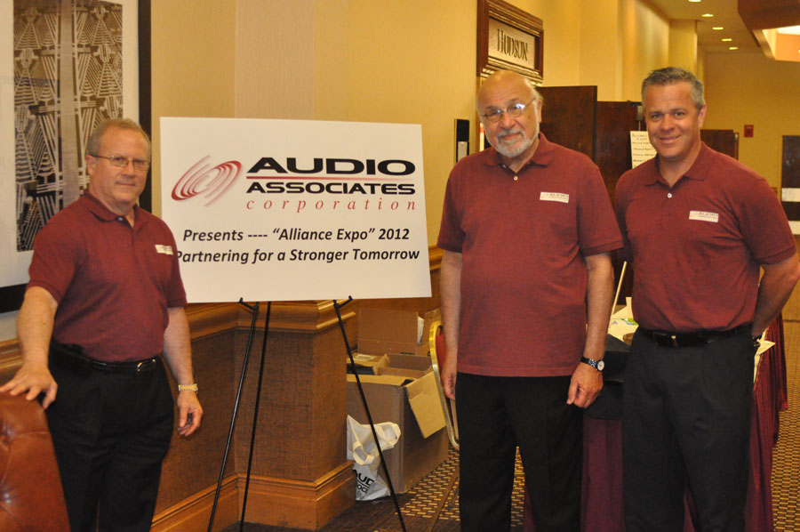 Audio Associates Management Team