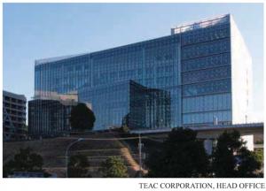 TEAC Corporation Headquarters