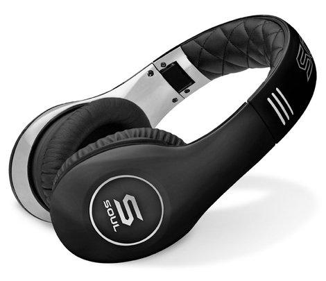 Soul by Ludacris Headphones
