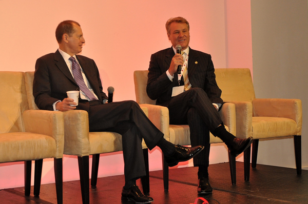 CEA's Gary Shapiro & Chairman Randy Fry