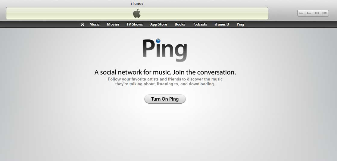 Graphic of Ping Service