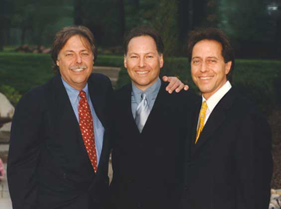 Billy, Douglas, and Russell Rothman