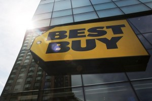 Photo of Best Buy Store Sign