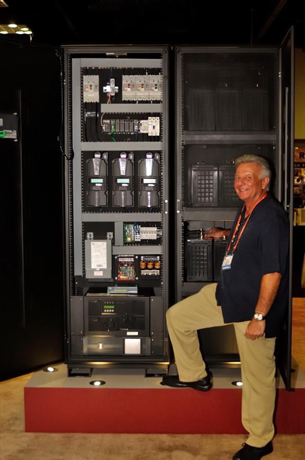 Photo of Joe Piccirilli and the Residential Energy Storage Hub