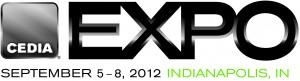 2012 CEDIA Expo Logo