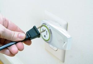 Graphic of smart plug