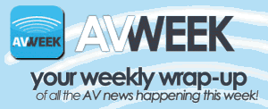 Graphic of AVWeek logo