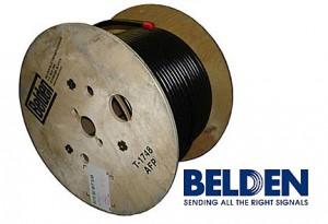 Belden cable logo
