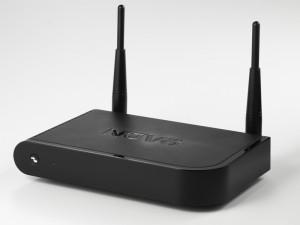 Photo of NuVo Wireless Audio System Gateway