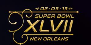 Graphic of Super Bowl Logo