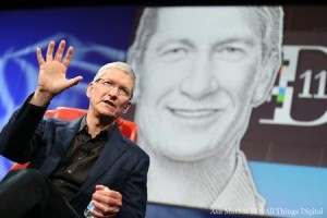 Photo of Apple's Tim Cook