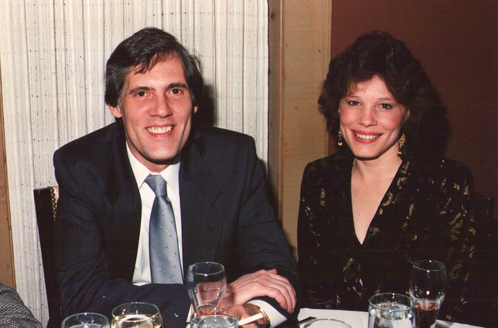 Photo of Jim Thiel and Kathy Gornik