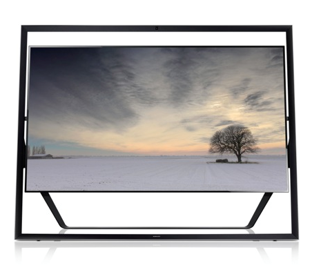 "Photo of new Samsung 85"" 4K Ultra HDTV"