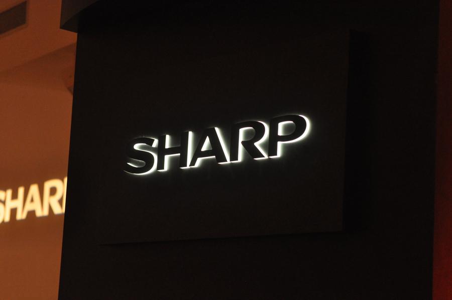 sharp tv logo images