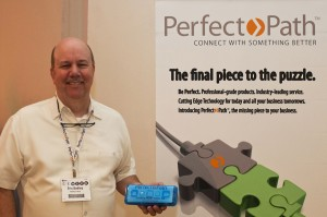 Photo of Eric Bodley at CEWeek