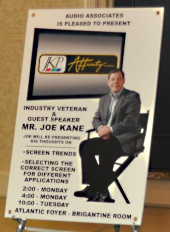Photo of Joe Kane Seminar Poster