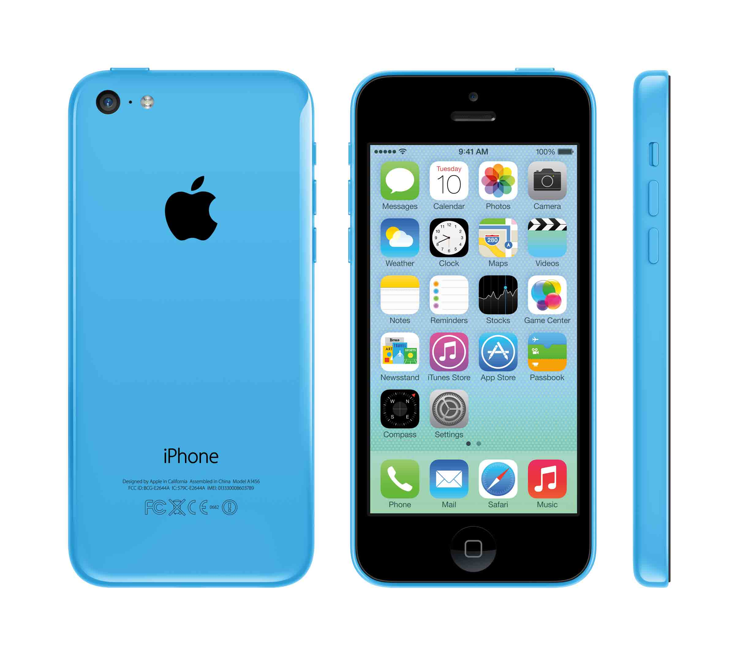Apple Unveils The IPhone 5C
