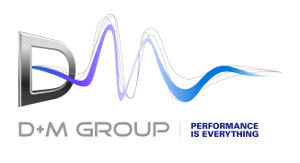 D&M Group logo