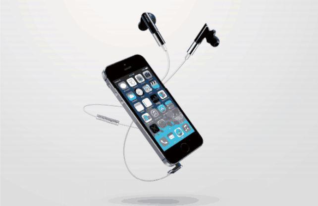 Photo of Onkyo in-ear headphones