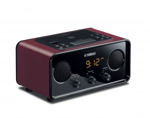 Photo of Yamaha TSX-B72 clock radio