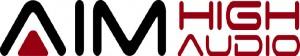 Aim High Audio logo
