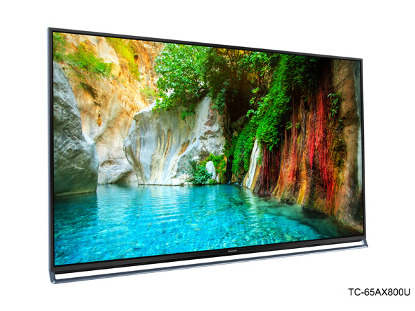 Photo of Panasonic 65-inch AX800U
