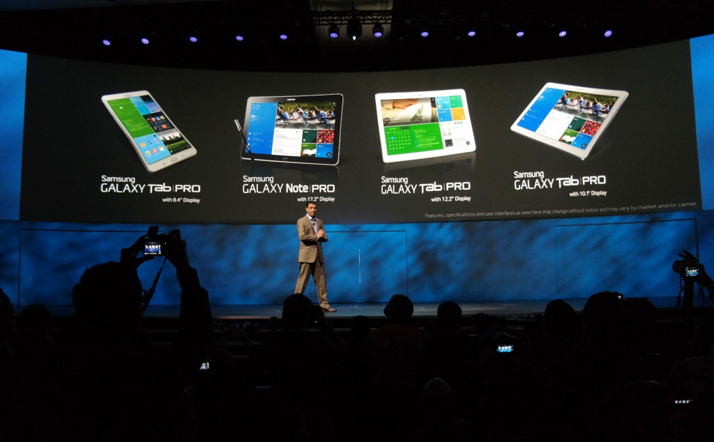 Photo of Samsung's New Tablets