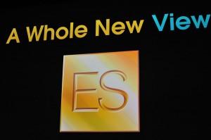 Sony ES slide