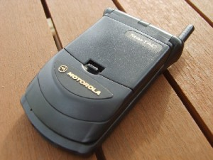 Photo of Motorola StarTAC