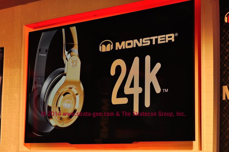 Monster's 24K