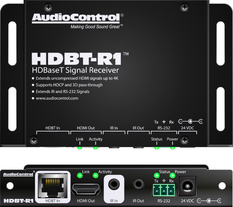 Photo of Audio Control HDBT-R1
