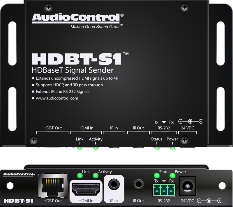 Photo of Audio Control HDBT-S1