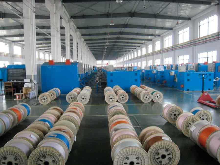 ICE Cable factory