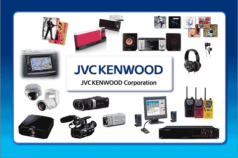 JVC Kenwood Products