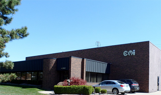 Photo of EMI facility