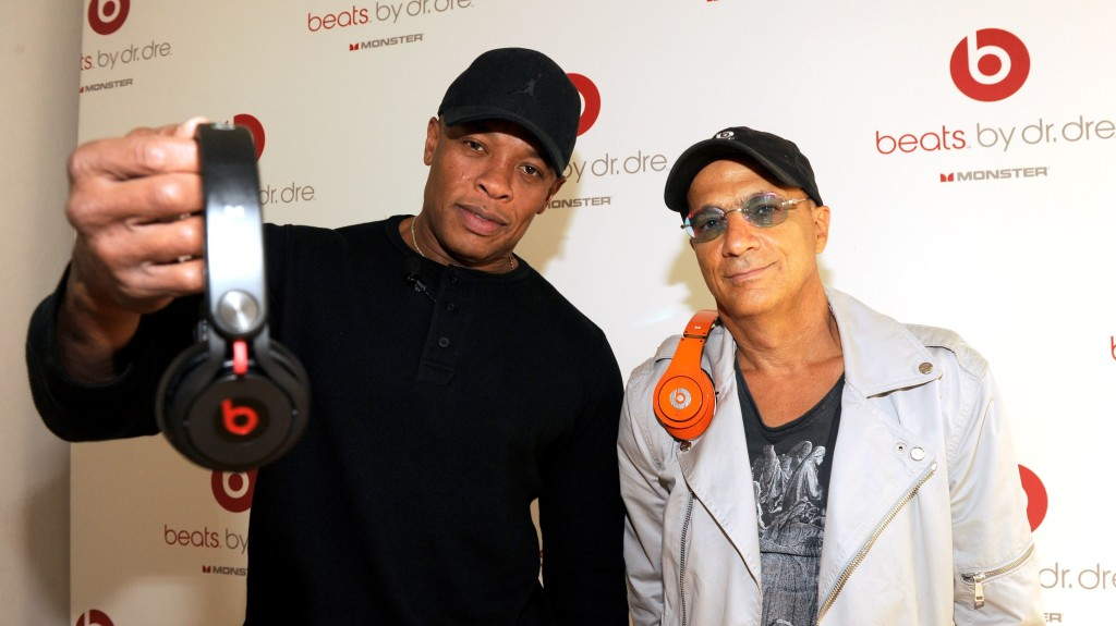 Photo of Beats' Dre and Iovine