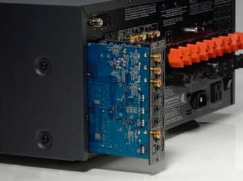 Photo showing an NAD module