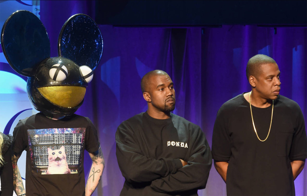Photo from Launch of Tidal