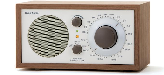 Photo of Tivoli table radio