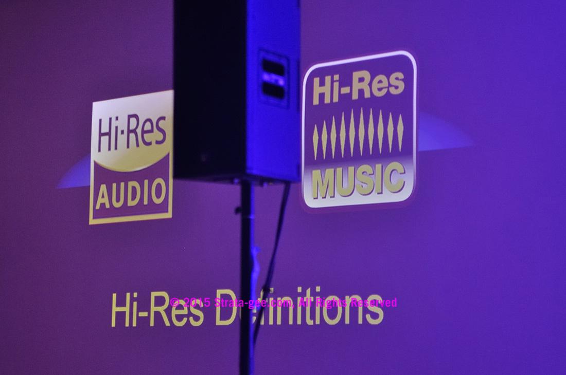 Hi-Res logos