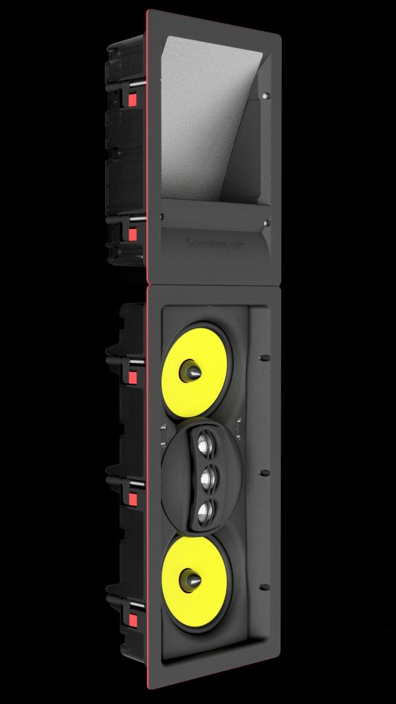 SpeakerCrafts Atmos speakers