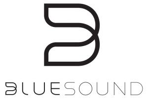 Bluesound logo and mark