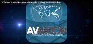 Photo of AVWeek show