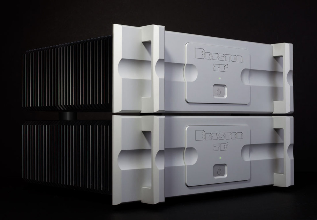 Brystons new SST cubed amps