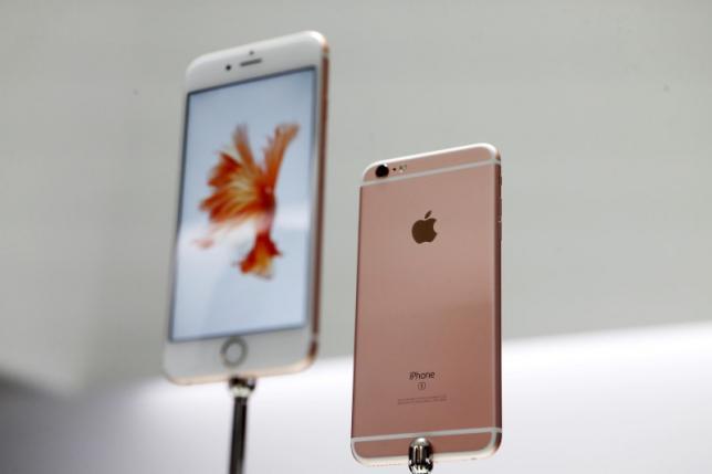Apple iPhone 6S & 6S Plus