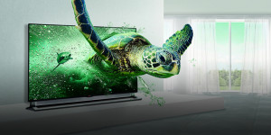 3D TV from LG