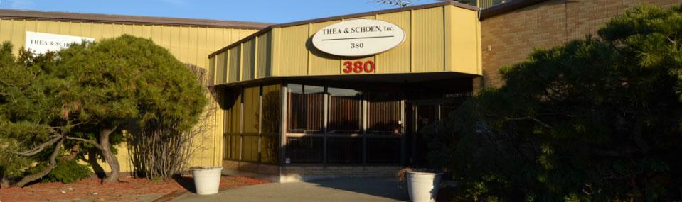 Thea & Schoen building