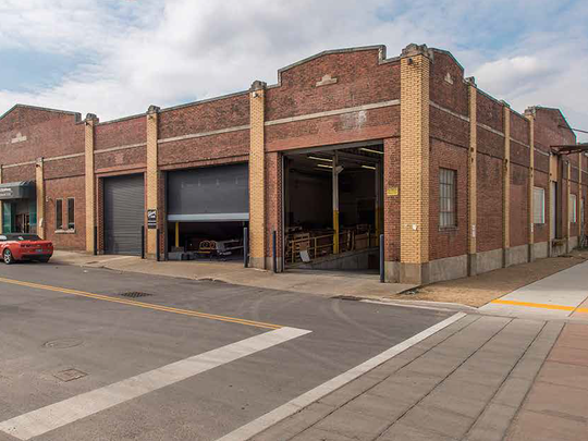 Gibson warehouse up for sale