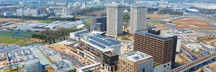 Photo of Hitachi Smart City